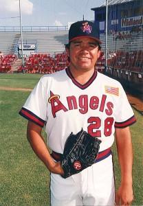 Fernando Valenzuela in Midland
