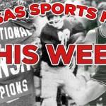 This Week in Arkansas Sports History June 17-23