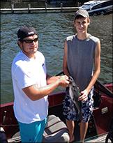 Arkansas Anglers catch money fish arkansas fishing roundup