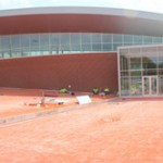 Razorback Football Center Construction Update