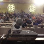 Live from SBC, SEC Media Days