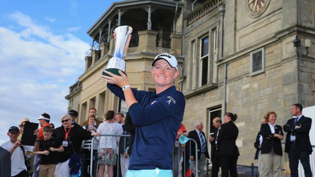 Stacy Lewis Wins 2013 Women's British Open
