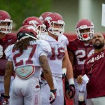 Arkansas Football Practice Reports – Teams Getting Better Every Day