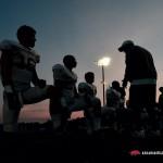 Arkansas Football Preseason in Pictures, Videos