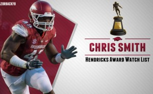 Chris Smith on Hendricks Award Watch List