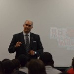 Red Wolves Football Report – A-State Leadership Meets with Team
