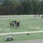 Rex Nelson: High School Football Changes But August Heat Remains