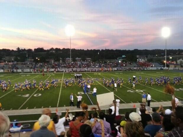 Arkansas High School Football Scores - Week 2
