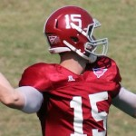 Reddies' QB Kevin Rodgers Passes for New Record