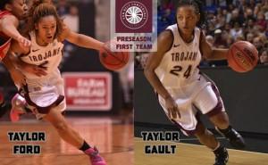 UALR Women's Basketball Takes Tops in Preseason Picks