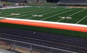 elite high school teams Batesville turf install