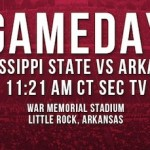 Jim Harris: Mississippi State at Arkansas Live Blog
