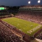 Jim Harris: Razorback Stadium Scoreboard Should Be Clicking Saturday
