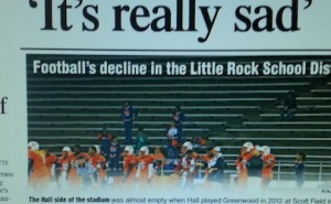 Should High School Football Be Canceled in the Little Rock School District slider
