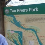 Interpretive Signs Unveiled at Two Rivers Park