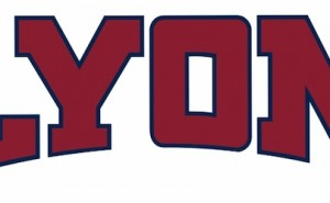 Lyon College logo word