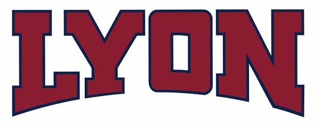 Lyon College logo word