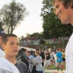 Brett Hughes of 'Lacrosse the Nations' To Speak in Little Rock