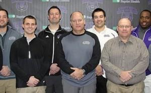New UCA Bears Football Staff in Place