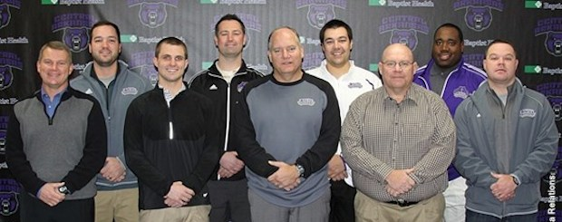 New Uca Bears Football Staff In Place