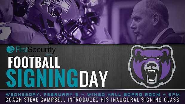 UCA National Signing Day event