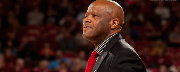 Mike Anderson has razorback freight train moving