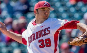 Razorback Baseball Takes Series with Alabama with Shutout