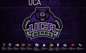 2014 UCA Bears Football schedule wallpaper