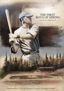 larry foley first boys of spring poster