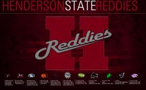 2014 Henderson State Reddies Football schedule