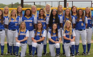 Mulerider Softball Ranked in NCAA Central Region Poll