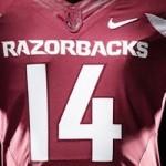 Detailed: New Razorback Uniforms