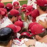 2014 NCAA Baseball Regional Bracket Set; Hogs Face Long Road