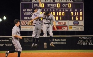 Bryce Biggerstaff tosses complete game victory