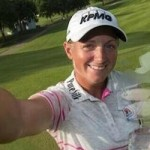 Stacy Lewis Wins Battle for Home Crowd at NWA Championship