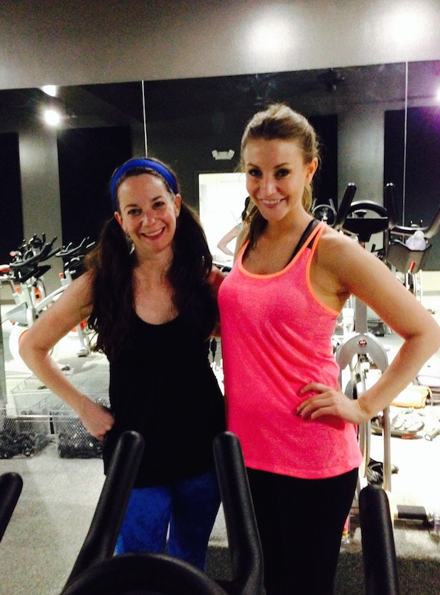 ZenCycle spin class in post
