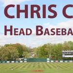 UALR Welcomes Home Chris Curry, New Baseball Coach