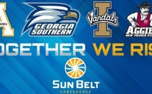 sun belt conference expansion official