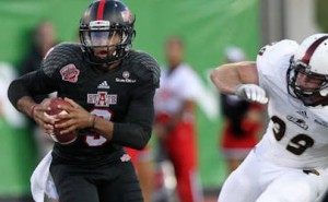 Fredi Knighten secures Sun Belt Confernce win for Red Wolves