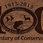 Arkansas Game and Fish Commission Celebrating 100 Years with Gifts