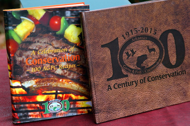 arkansas game and fish commission books