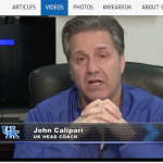 Evin Demirel: John Calipari Will Start Helping People When He Stops Coaching