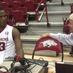Jim Harris with the Buzz on Razorback Basketball