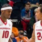 Michael Qualls and Bobby Portis: Arkansas' 1-2 Punch