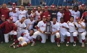 Reddies head to NCAA Division II World Series