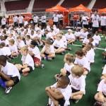 Verizon Presents 'Arkansas Legends' Football Camp July 10