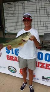 big bass bonanza 2015 winner