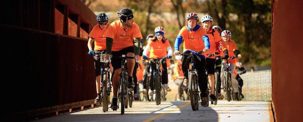 regional ride center cycling