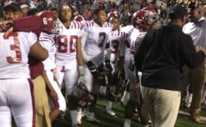 Arkansas High School Football season pine bluff zebras