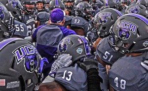 UCA Bears Football week 9 college football picks